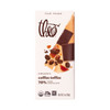 Theo Coffee Toffee 70% Dark Chocolate Bar, 3 oz