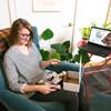 Virtual class set up at home