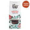Theo Chocolate Peppermint Cocoa Cups, 8 pc box