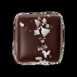 Salted Vanilla Dark Chocolate Caramel Individual