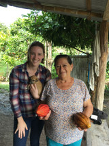 Interview with Theo's Supply Chain Impact Manager on her trip to Peru