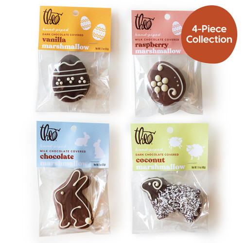 Theo Easter Marshmallow Collection