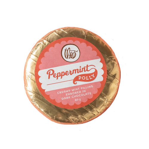 Theo Peppermint Polly