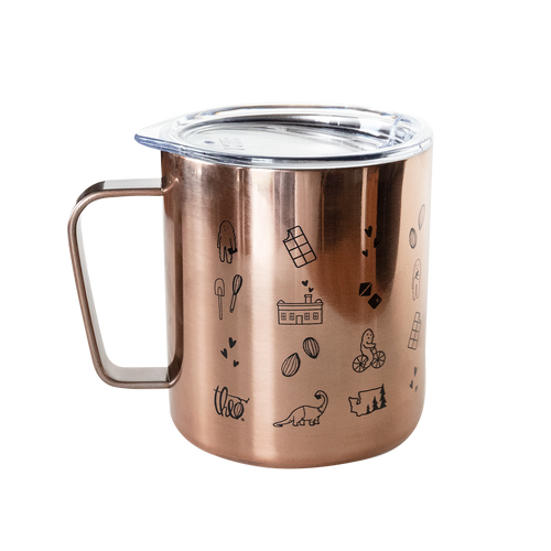 Theo Flagship Icons Copper Camp Cup