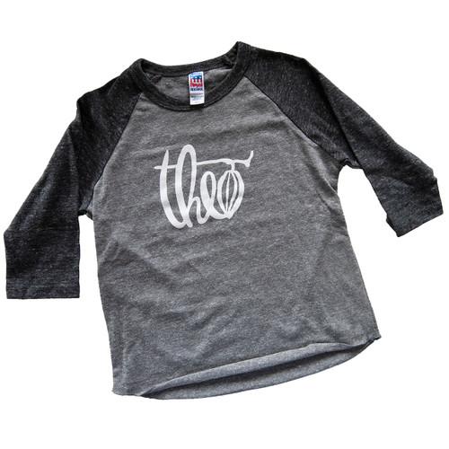 Theo Kids Raglan Shirt