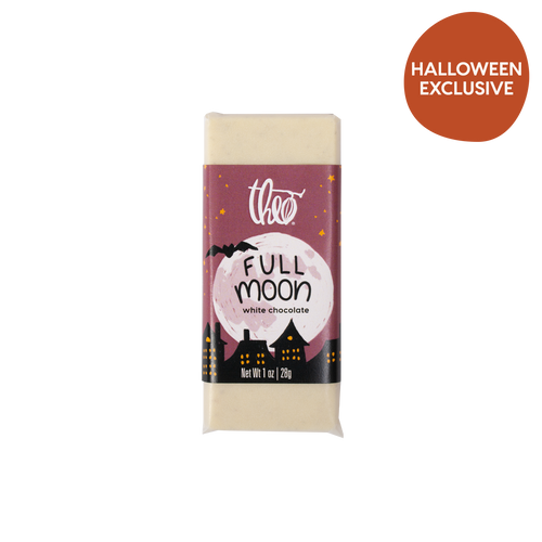 Theo Full Moon White Chocolate 1oz Bar
