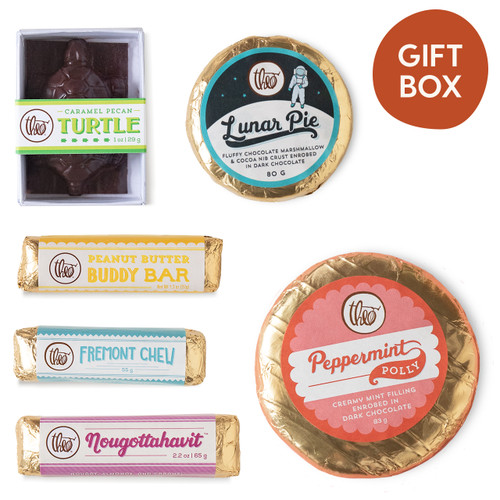 Theo Treat Shop Gift Box