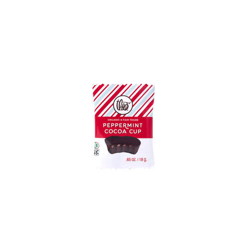Theo Peppermint Cocoa Cup, 1 piece