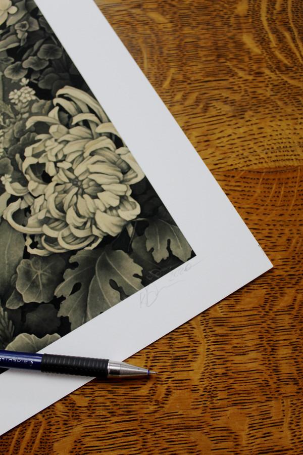 Aching Void Print