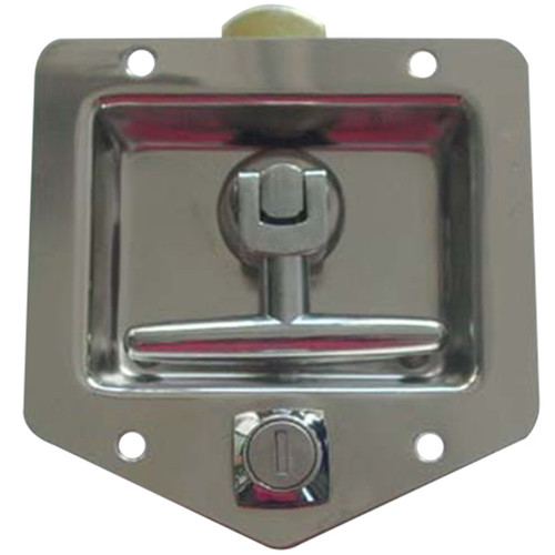 Drop T Stainless Steel, Straight Tongue Key510