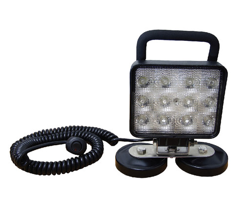 Ap161M Led Worklamp Sq Magnetic Handle 1