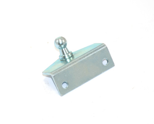 Bracket R/Angle 10MM Ext Ball 2.0Th Zinc