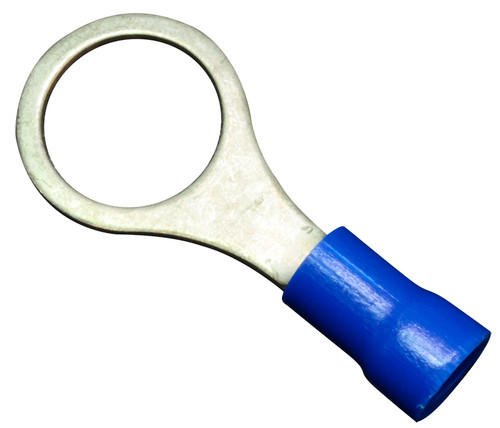 Crimp Terminal Blue Eye 9.5MM-QKC25