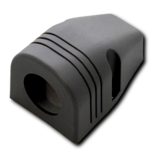 Accessory Socket Housing Single- White - Ap51021
