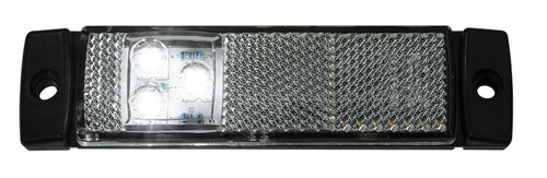 Led Clearance Light / Reflector White 10