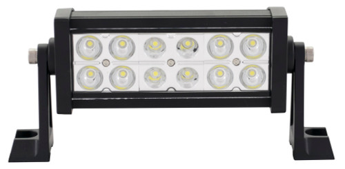 Led Light Bar Double Row 36W Comb 190MM