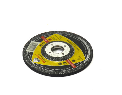 125X6X22 Thin Metal Grinding Disc