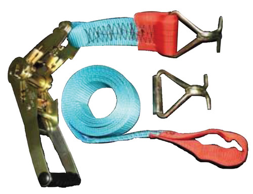 Car Carrying-T Hook Complete 3m Strap