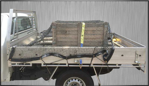 Heavy Duty Cargo Net For Ute 2.2mx2.5m