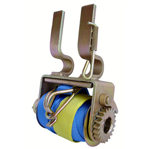 Standard Clip On Winch With 9m Strap