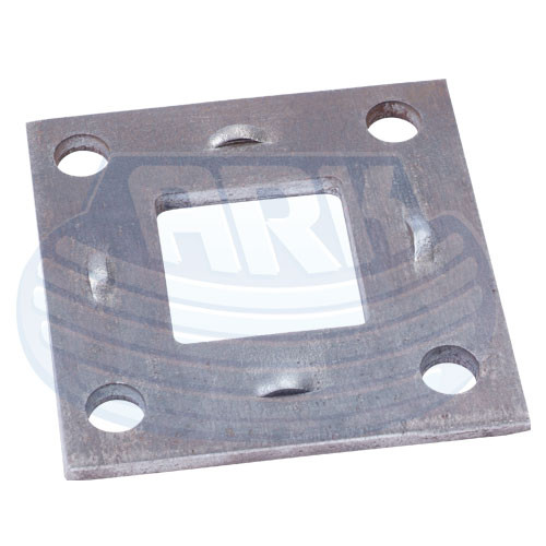 Square Mounting Plate To Suit 40MM Squar