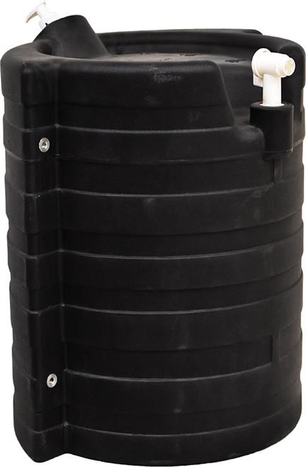 Water Tank 50Ltr Black Poly
