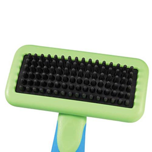 Rubber Slicker Brush