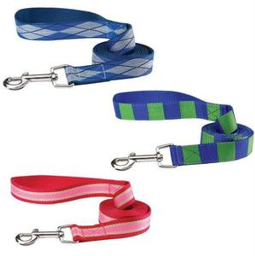 Preppy Stripe Dog Lead