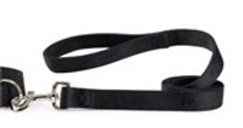 Black Nylon Lead