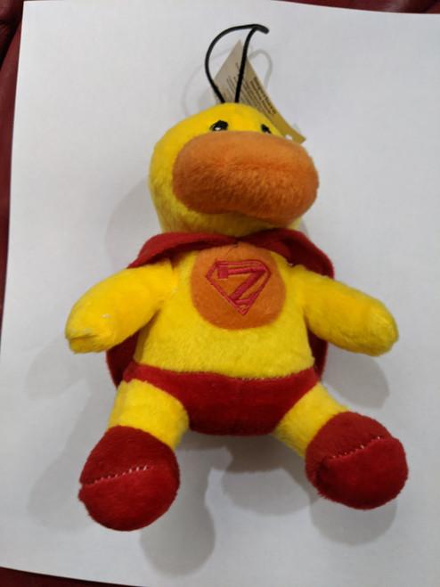 SuperHero Daring Duck Dog Toy