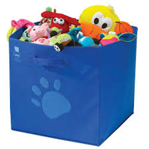 Collapsible Dog Toy Box