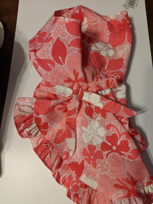 Hawaii Pink Doggy Dress