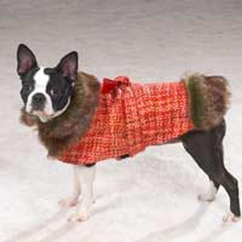 Pawsmopolitan Tweed Coats
