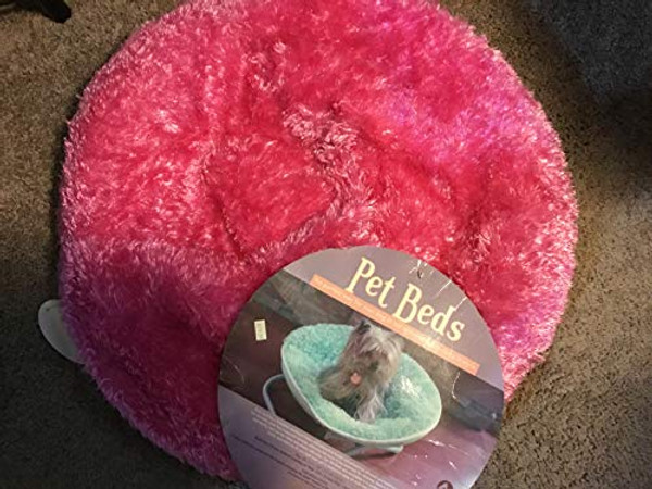 Small Pet Bed in Pink