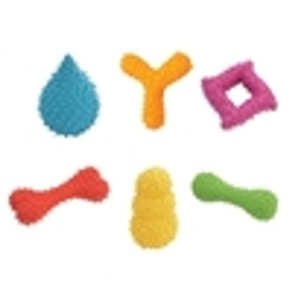 Squeaky Spiky (set of 3)
