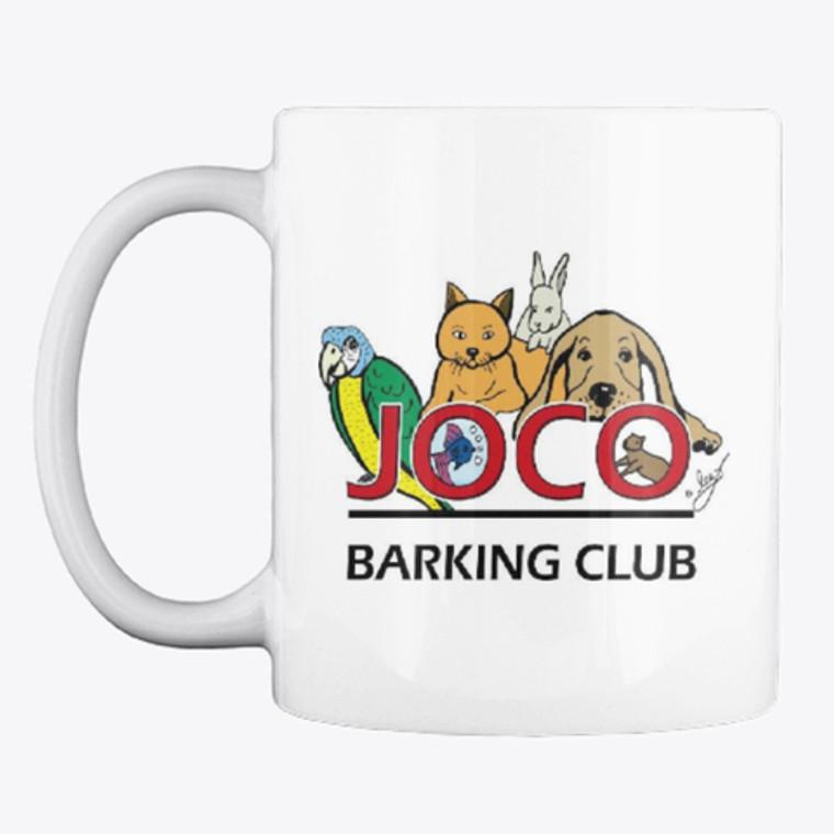 Barking Club Coffee Mug