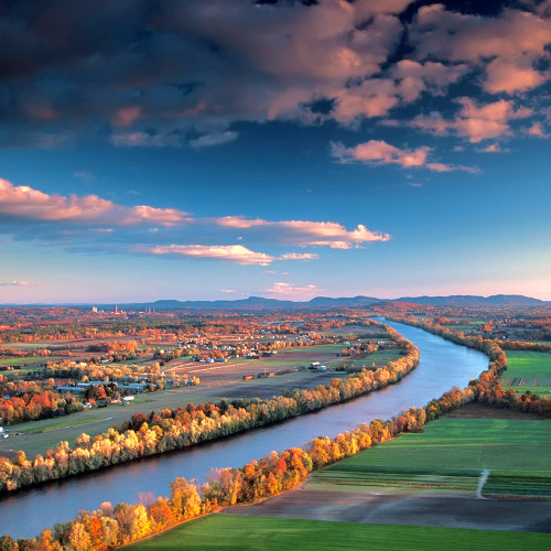 Connecticut River Zen Puzzle