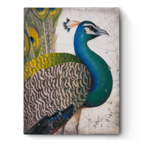 Fabled Bird Memory Block Tile