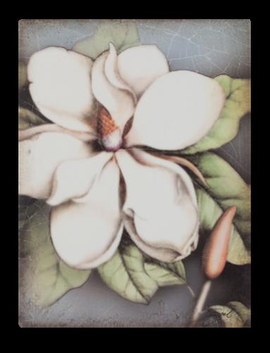 Magnolia Memory Block Tile