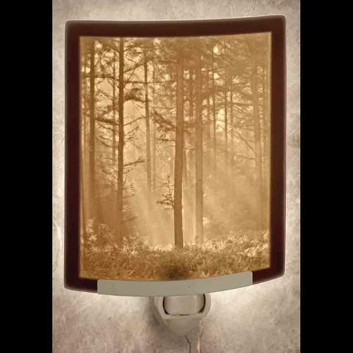 Woodland Sunbeams Night Light