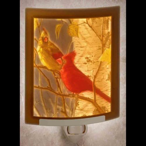 Cardinals Night Light