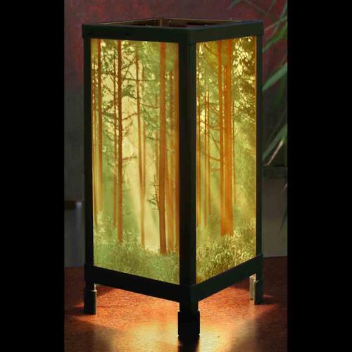 Woodland Sunbeams Luminaire (Color)