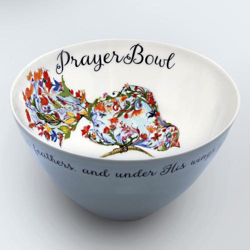 Josephine Porcelain Prayer Bowl