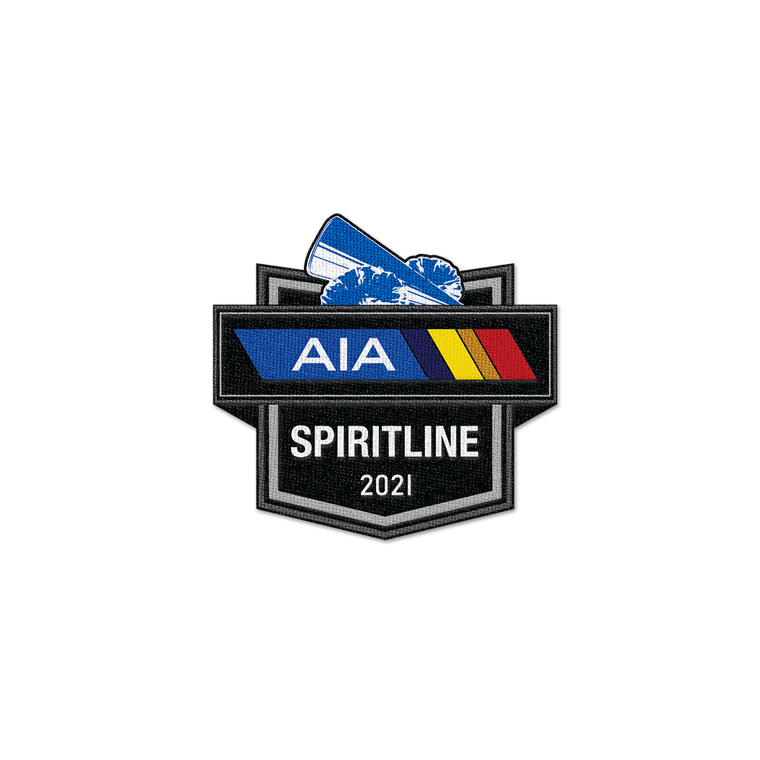 2021 AIA Spiritline State Championships Patch