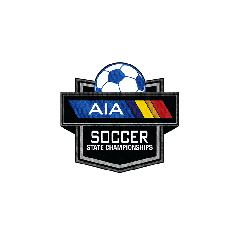 2021 AIA Soccer State Championships Patch
