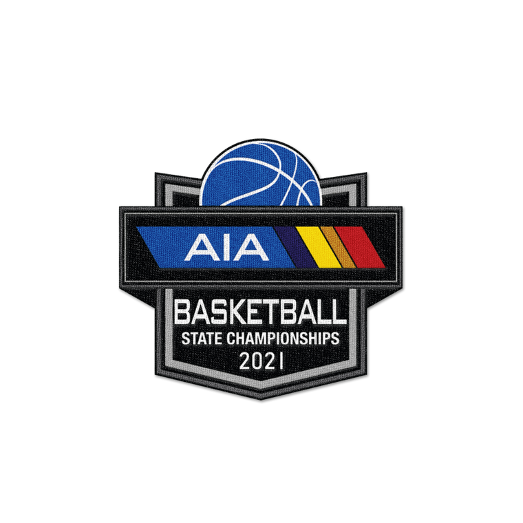 2021 AIA Basketball State Championships Patch