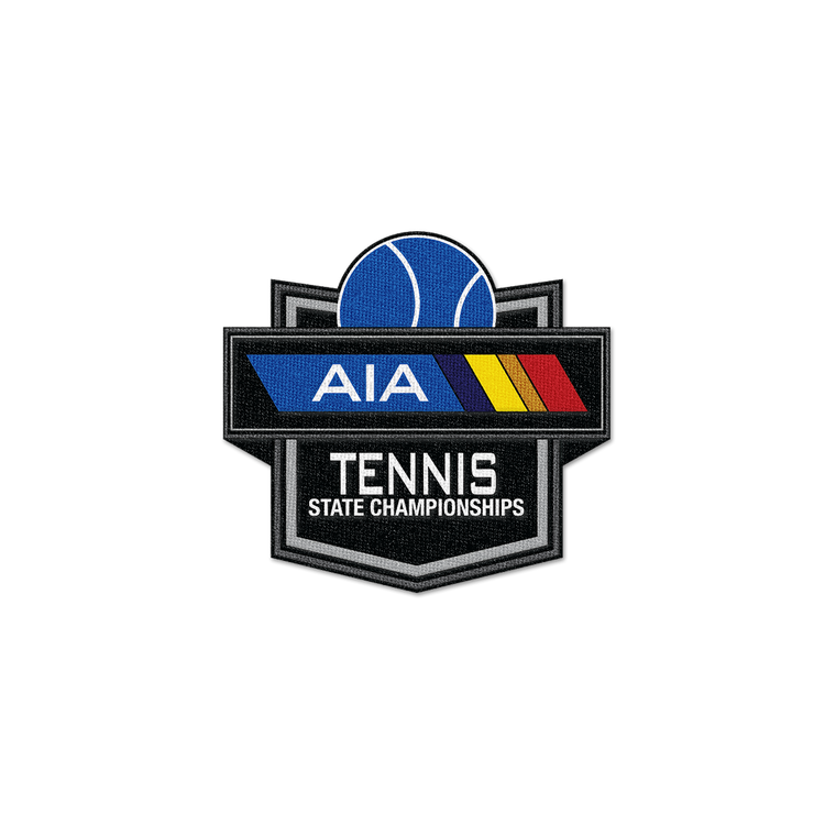 2021 AIA Tennis State Championships Patch
