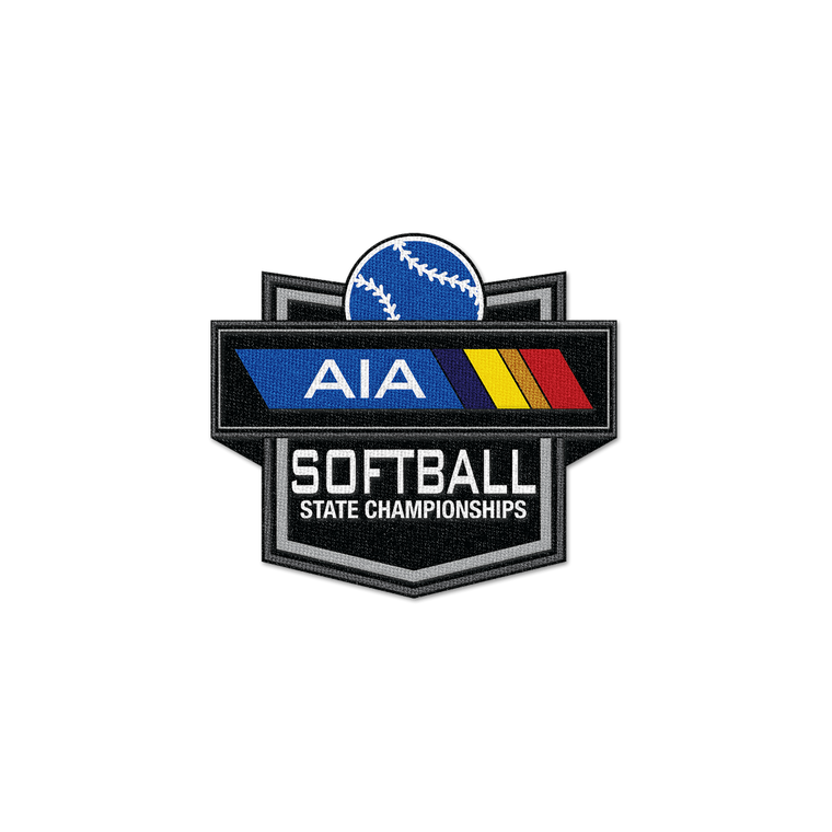2021 AIA Softball State Championships Patch