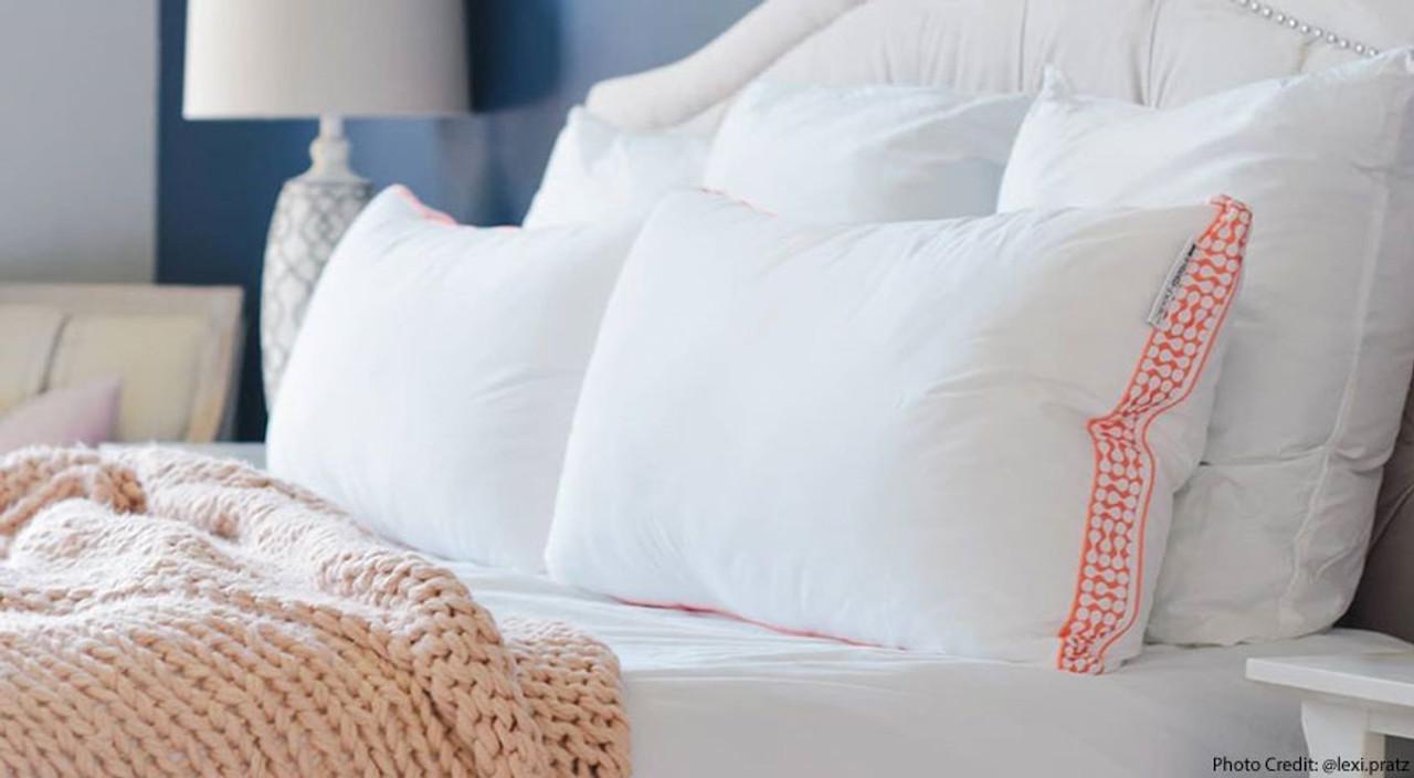 Benefits of Down Alternative Pillows