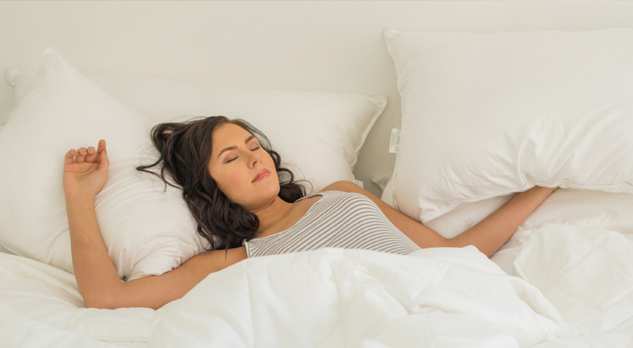 Healthy Sleep Starts with Your Bedding